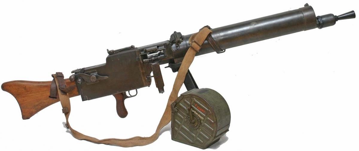 Machine Guns Grenadierius